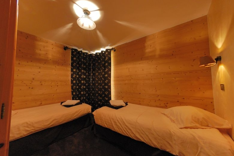 La seconde chambre double Morzine